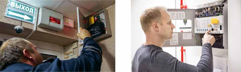 Заказать обслуживание систем оповещения о пожаре в Москве