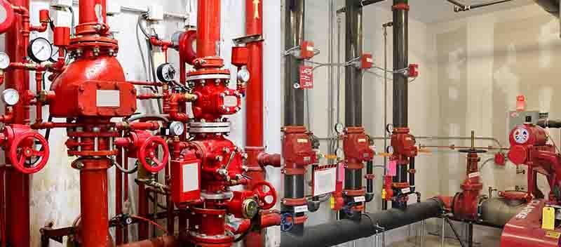 Плановый и капитальный ремонт пожарного водопровода заказать в Москве