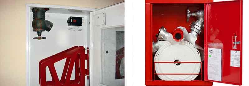 Установка пожарных кранов в Москве