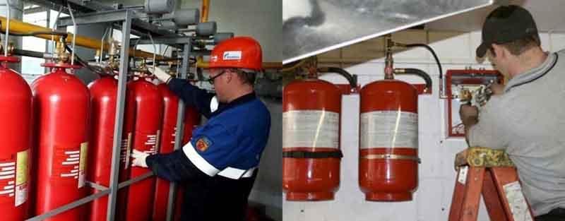 Заказать техническое обслуживание систем пожаротушения в Москве