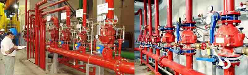 Заказать техническое обслуживание систем водяного пожаротушения в Москве