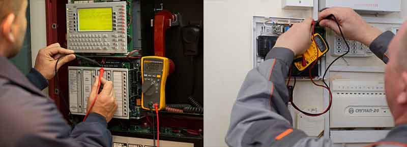 Заказать плановое обслуживание системы пожарной сигнализации в Москве