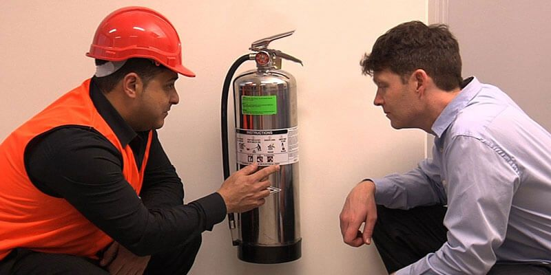 Заказать обучение по пожарной безопасности в Москве