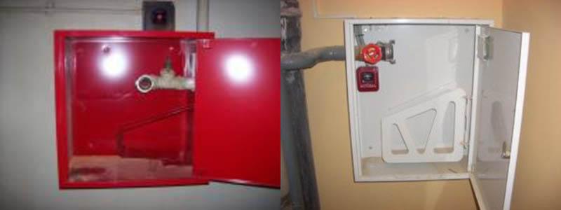 Где заказать установку пожарных шкафов в Москве