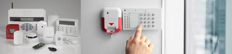 Установка систем охранной сигнализации для офисов