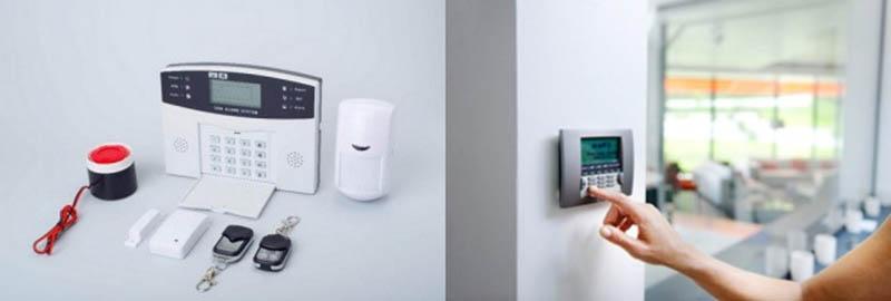 Комплектация и монтаж систем охранной сигнализации для офисов